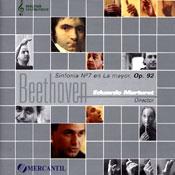 BEETHOVEN - SYMPHONY NO. 7 OP.92 Art cover