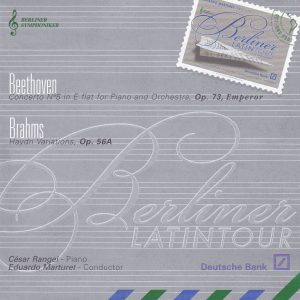 Berliner Latintour Art cover