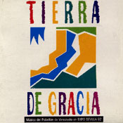 TIERRA DE GRACIA Art cover